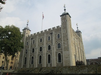 White Tower - Tower of London
