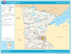23B: MN Roads and Cities