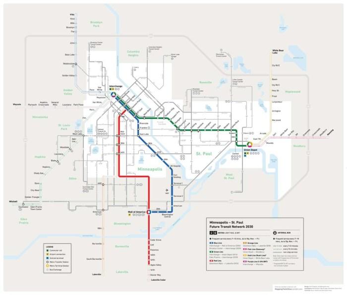 Twin City Lightrail2