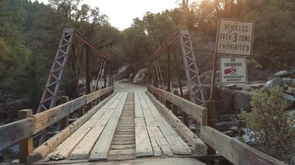 3 Ton Bridge