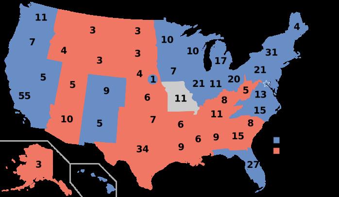 2008 Electoral College