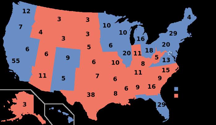 2012 Electoral College
