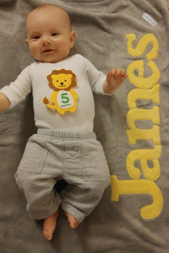 james-5-month